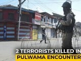 Video : CRPF Jawan Dies For India, 2 Terrorists Killed In Encounter In Jammu And Kashmir's Pulwama