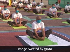 International Yoga Day 2020: See In Pics How It Is Being Observed