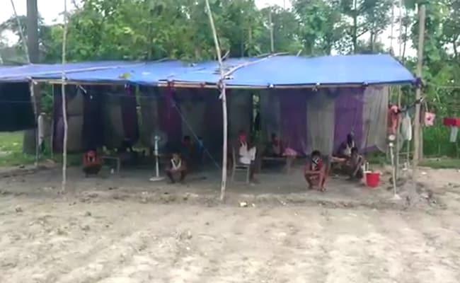 UP लौटा परिवार दाने-दाने को हुआ मोहताज, खाने के लिए बेचने पड़े गहने, हरकत में योगी सरकार
