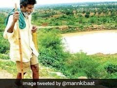 'मन की बात': 85 साल के बुजुर्ग कामेगौड़ा खोद चुके हैं 16 तालाब, PM मोदी ने की वाहवाही