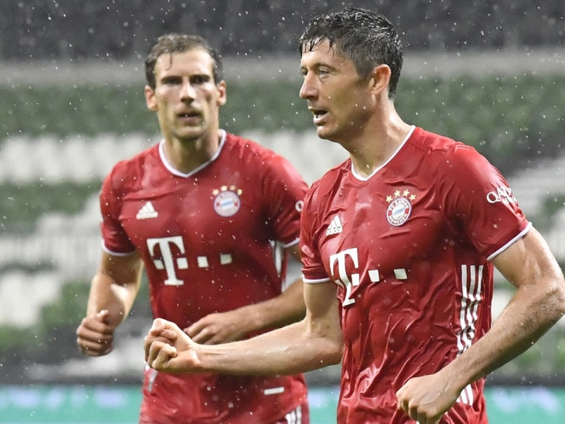 Bayern Munich wins 8th consecutive Bundesliga title amid Coronavirus scare