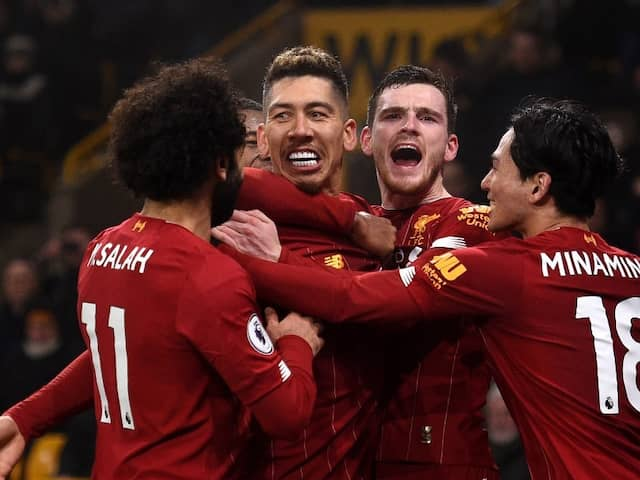 Liverpool Win Premier League To End 30-Year Title Drought