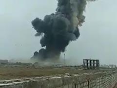 गुजरात के भरूच में केमिकल फैक्ट्री में विस्फोट से लगी आग, 5 की मौत, 57 घायल