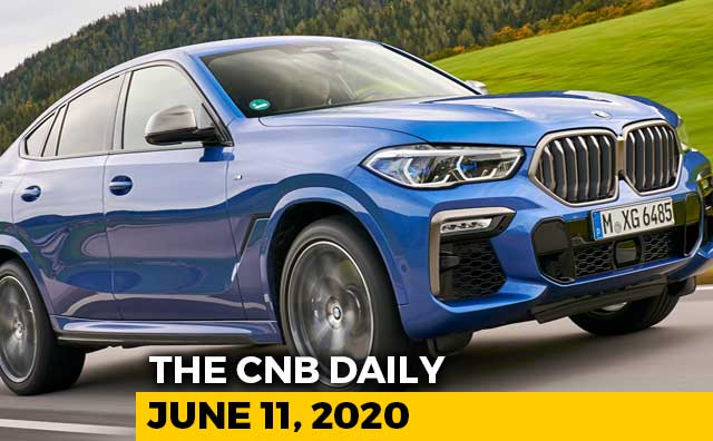 Video : New Gen BMW X6, Vehicle Registrations In May, Royal Enfield Re-Opens Stores | carandbike
