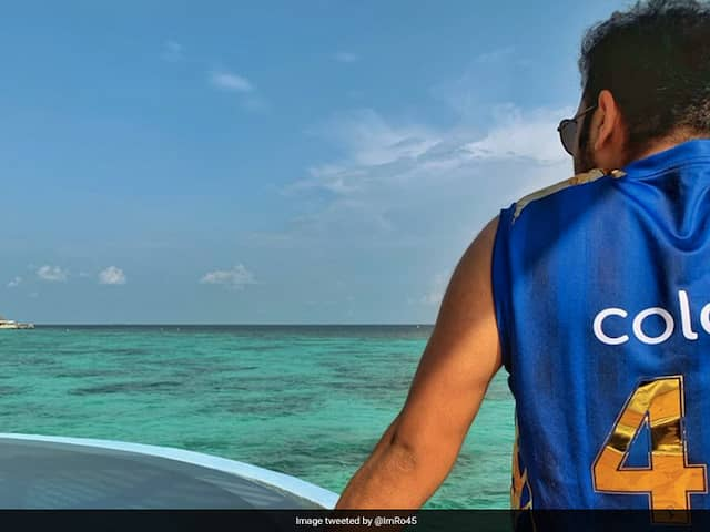 Rohit Sharmas Special Message For Fans On World Oceans Day