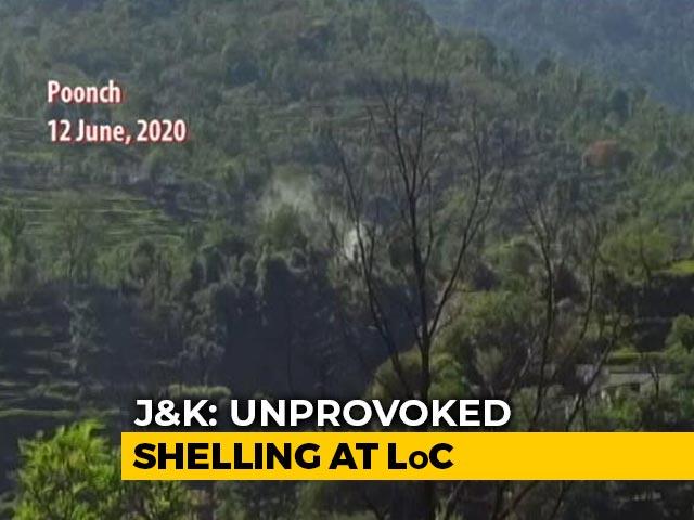 Video : Jawan Killed, 3 Injured In Pak Shelling Along Line of Control In J&K