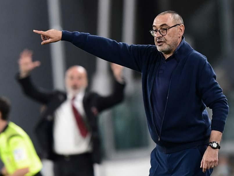 Maurizio Sarri Targets First Juventus Trophy Against Former Club Napoli