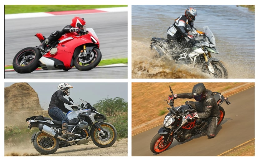 Some of the most memorable bikes that we have reviewed over the past few years