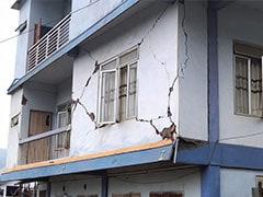 मिजोरम में 5.3 तीव्रता का भूकंप, मकान हुए क्षतिग्रस्त, सड़कों में आई दरार