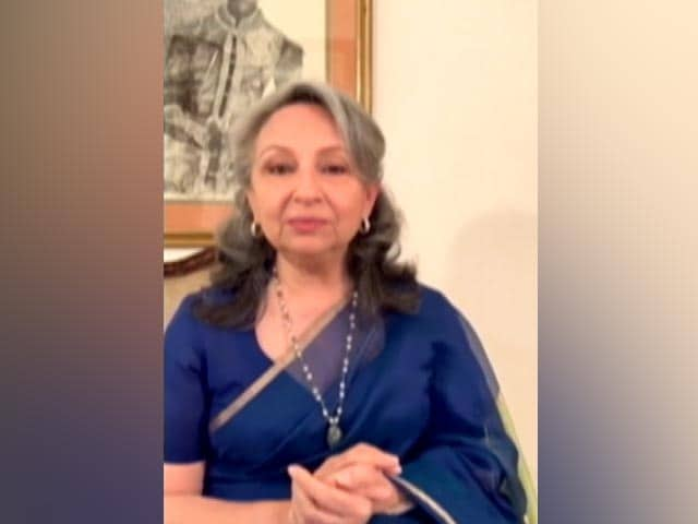 Video : Bengal Is Resilient, Need Your Help To Rebuild: Actress Sharmila Tagore