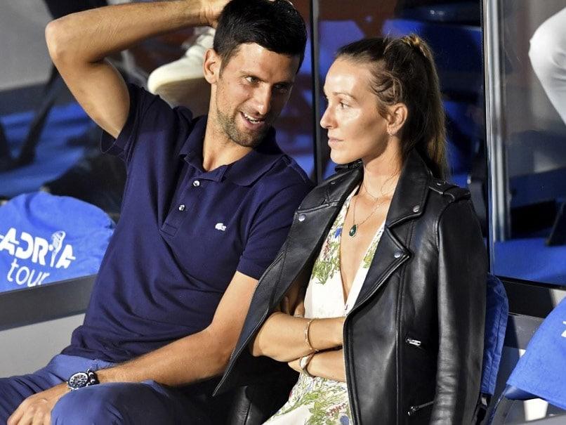 Novak Djokovic Faces Fans Ire After Borna Coric Grigor Dimitrov Test Coronavirus Positive At His Event Tennis News Askshine Com