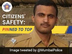Mumbai Cop Helps 14-Day Old Baby Choking On Safety Pin