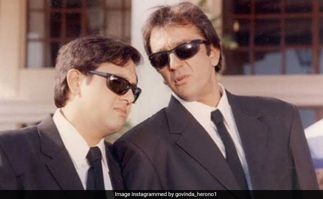 Here's How Govinda Marked 21 Years Of Haseena Maan Jaayegi