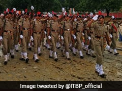 "Indo-Tibetan Border Police Launches First-Ever ""Couple Fitness Course"" For Officers, Their Spouses"
