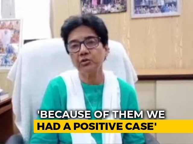 Video : On Camera, UP Doctor's Hate Rant Against Islamic Sect Members