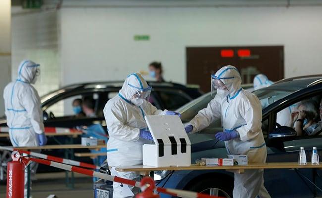 Germany To Gradually Ease Virus Curbs From March 8: Angela Merkel