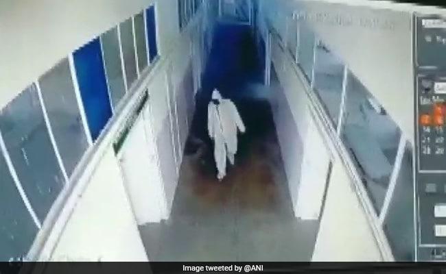 Coronavirus Positive Prisoner In PPE Escapes In Haryana, Now Arrested