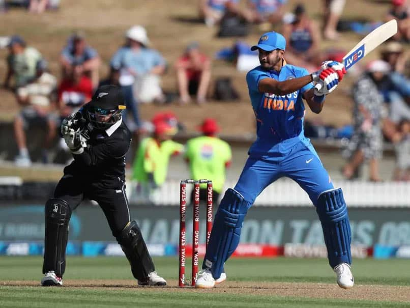 """Shreyas Iyer Says """"There Should Be No More Questions"""" About Indias No 4 Slot"""