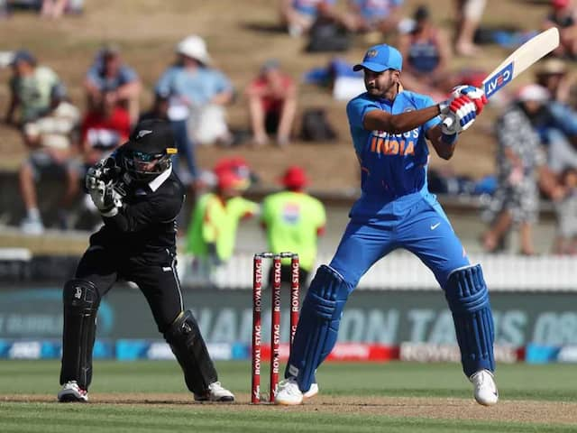 """""""There Should Be No More Questions"""": Shreyas Iyer On Indias No 4 Slot"""