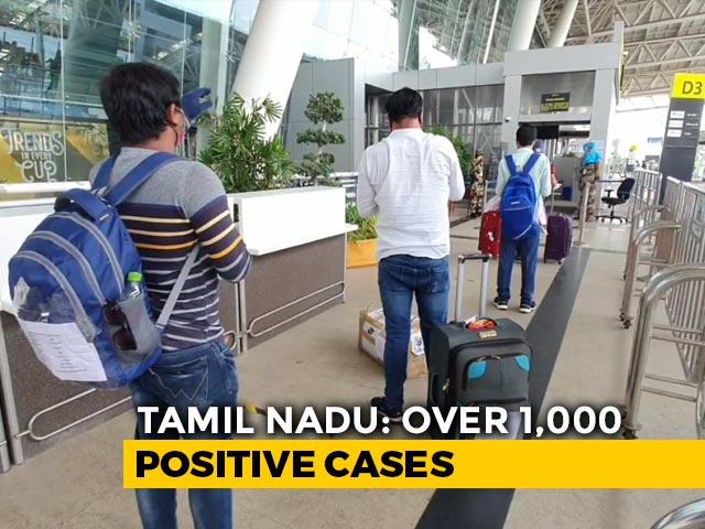 Tamil Nadu Reports 1,286 New COVID-19 Cases, Biggest Single Day Spike