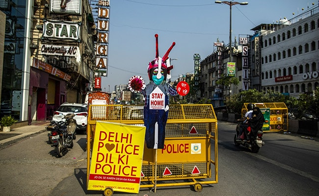 Delhi Overwhelmed By COVID-19 Cases After City Eases Lockdown