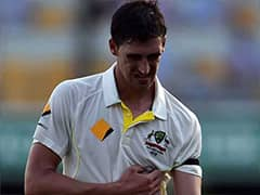 Starc Submits Injury Video Footage To Claim Insurance Money For IPL Loss