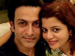 The Internet Loves Actor Prithviraj's New Look, See Pic Shared By Wife Supriya