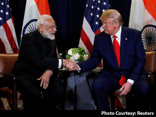 Video : PM Modi, Trump Discuss India-China Border Tension, George Floyd Protests