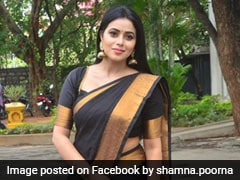 Police Arrest Main Accused In Actress Shamna Kasim's Extortion Case