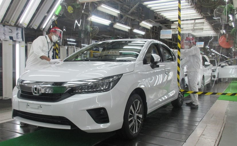 The new-gen Honda City sedan is currently slated to be launched in India, in July 2020