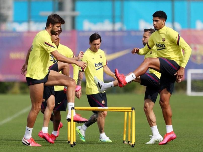 La Liga Clubs Return To Full Training Ahead Of Season Restart
