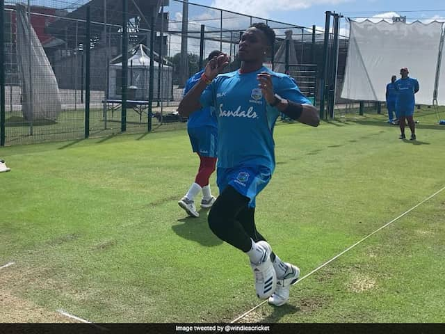 West Indies Cricket team completes quarantine period now set for 3 dayd warm up match