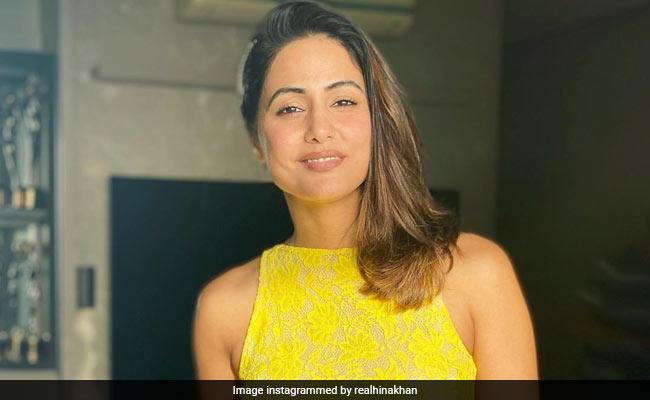 हिना खान से फैन ने पूछा 'नागिन के बारे में क्या खिचड़ी पक रही है' तो एक्ट्रेस को यूं आया जवाब