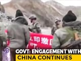 Video : Foreign Ministry Silent On China Withdrawal