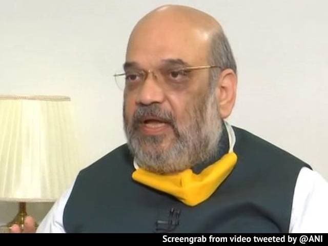 "Video : Rahul Gandhi's ""Surender Modi"" Tweet Pleased Pak, China, Says Amit Shah"