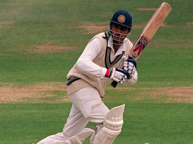 Sourav Ganguly Scored Century On His Test Debut On This Day In 1996