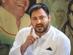Bihar Government Not Bothered About COVID-19, Only Polls: Tejashwi Yadav