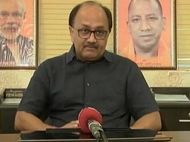 Video : We Have Mapped About 35 Lakh Migrants Who Have Come Back To UP: Sidharth Nath Singh