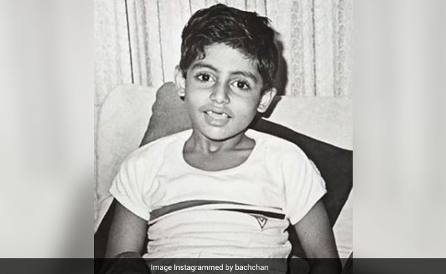 5-Year-Old Abhishek Bachchan Was 'Thrown Off The Sets' Of 1983 Film Pukar For This Reason