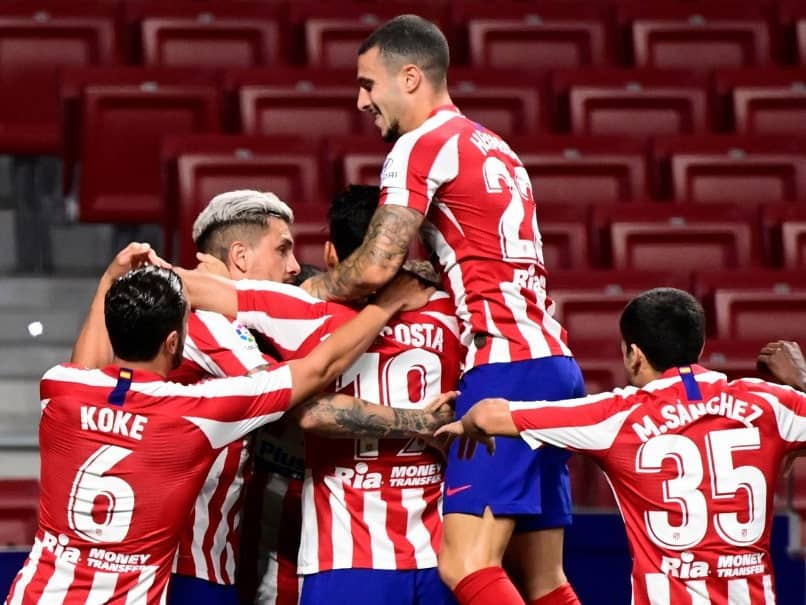 La Liga: Atletico Madrid Go Third As Getafe Stumble Again