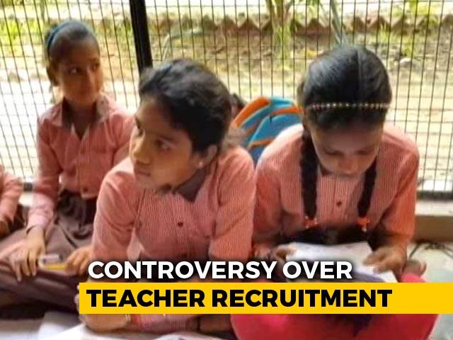 Video : Conspiracy, Says UP As Priyanka Gandhi Vadra Raises Questions On Teacher Exam