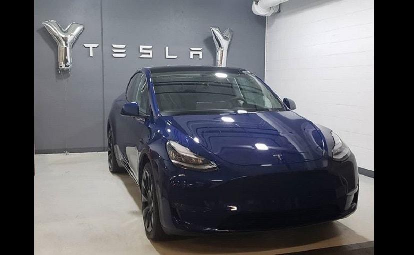 Tesla Model Y Deliveries Begin In Canada