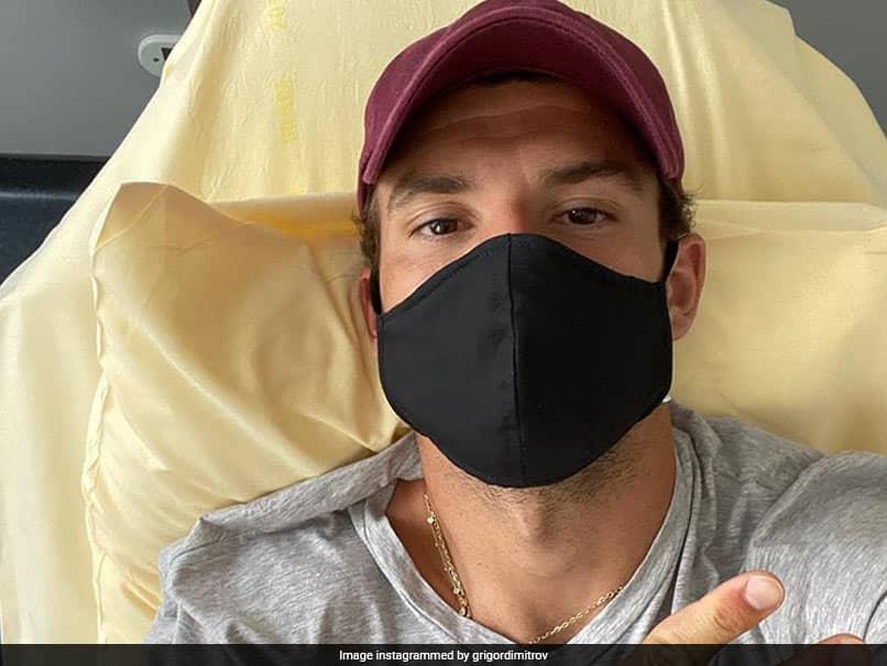 Grigor Dimitrov Tests Positive For Coronavirus, Week After Playing In Novak Djokovic Event