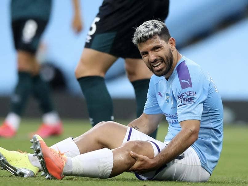Manchester City Boss Pep Guardiola Confirms Sergio Aguero Will Miss Next Few Games