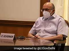 Hiking Fine For Not Wearing Mask Extraordinary Measure: Delhi Lt Governor