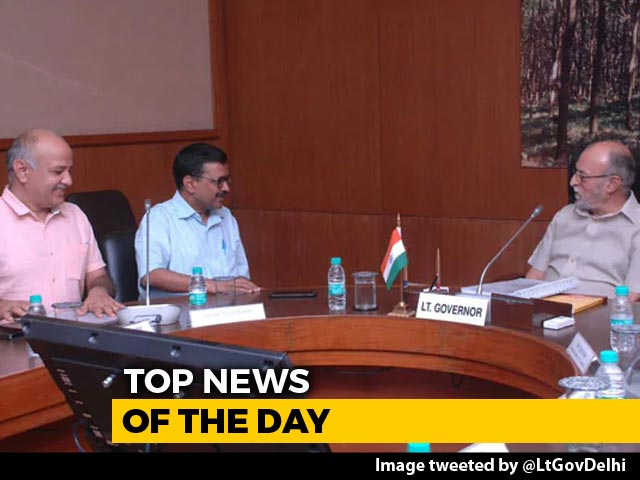 Video : The Biggest Stories Of June 08, 2020
