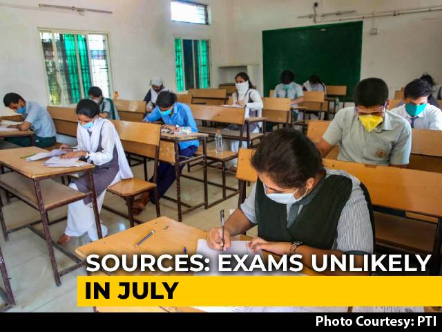 Video : Pending Board Exams, NEET, JEE May Not Be Held In July Due To Coronavirus: Sources
