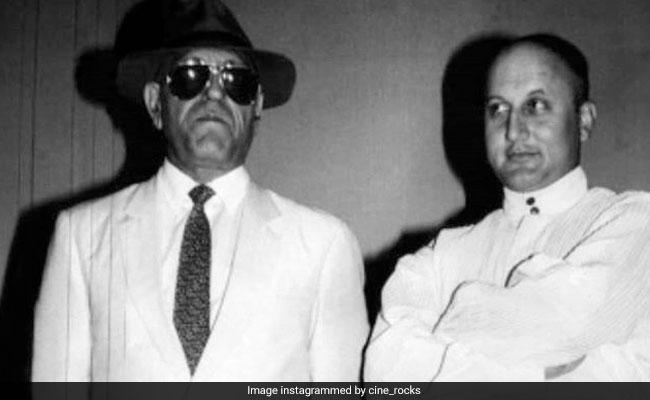 Anupam Kher Remembers Amrish Puri: 'He Had Childlike Innocence But Played Toughest Villains'