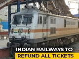 Video : Railways Cancels All Tickets For Regular Trains From July 1 To August 12