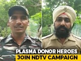 """Video : """"Cannot Be A Bigger Cause"""": NDTV's Campaign For Plasma Donation"""